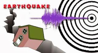 Info Gempa Kebumen: 6,5 SR Tanggal 25 Januari 2014 Jam 12.40