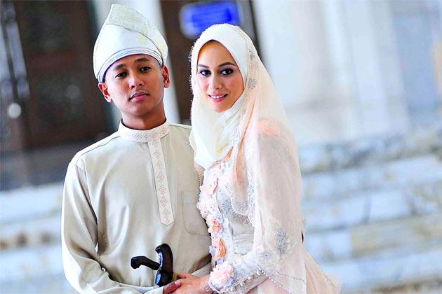Gambar Majlis Perkahwinan Pernikahan Natasha Hudson - Carleed Khaza