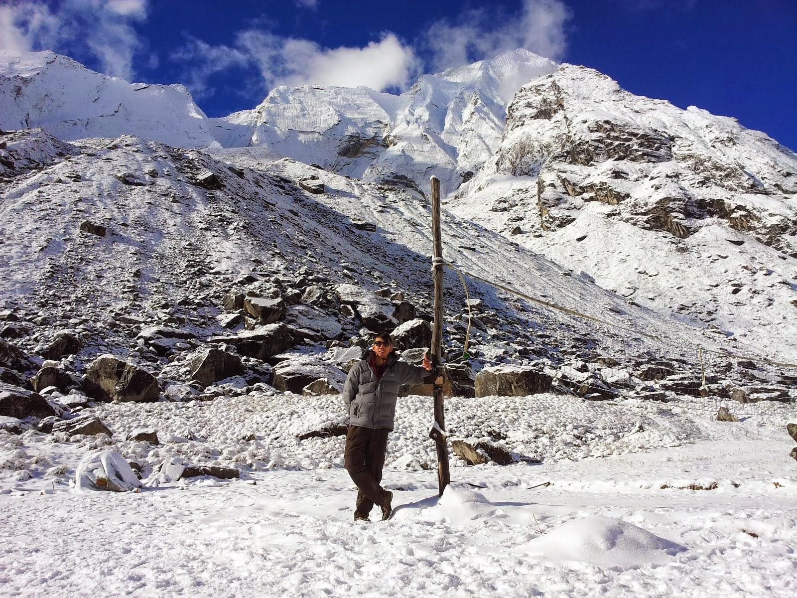 Trekking in Annapurna, Nepal