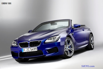 2012 BMW M6 convertible
