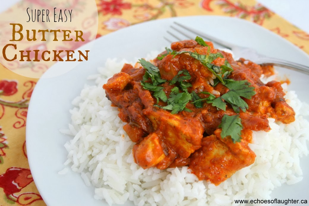 A menu plan for celebrating the cuisine of india echoes - Herve cuisine butter chicken ...