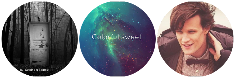 Colorful Sweet