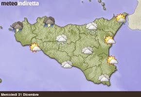 Sicilia Meteo live