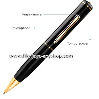 Spy Cam Pen Camera 4GB