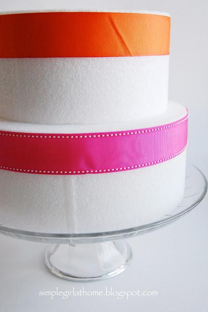 Simple Girl Sugar Free Gum Cake