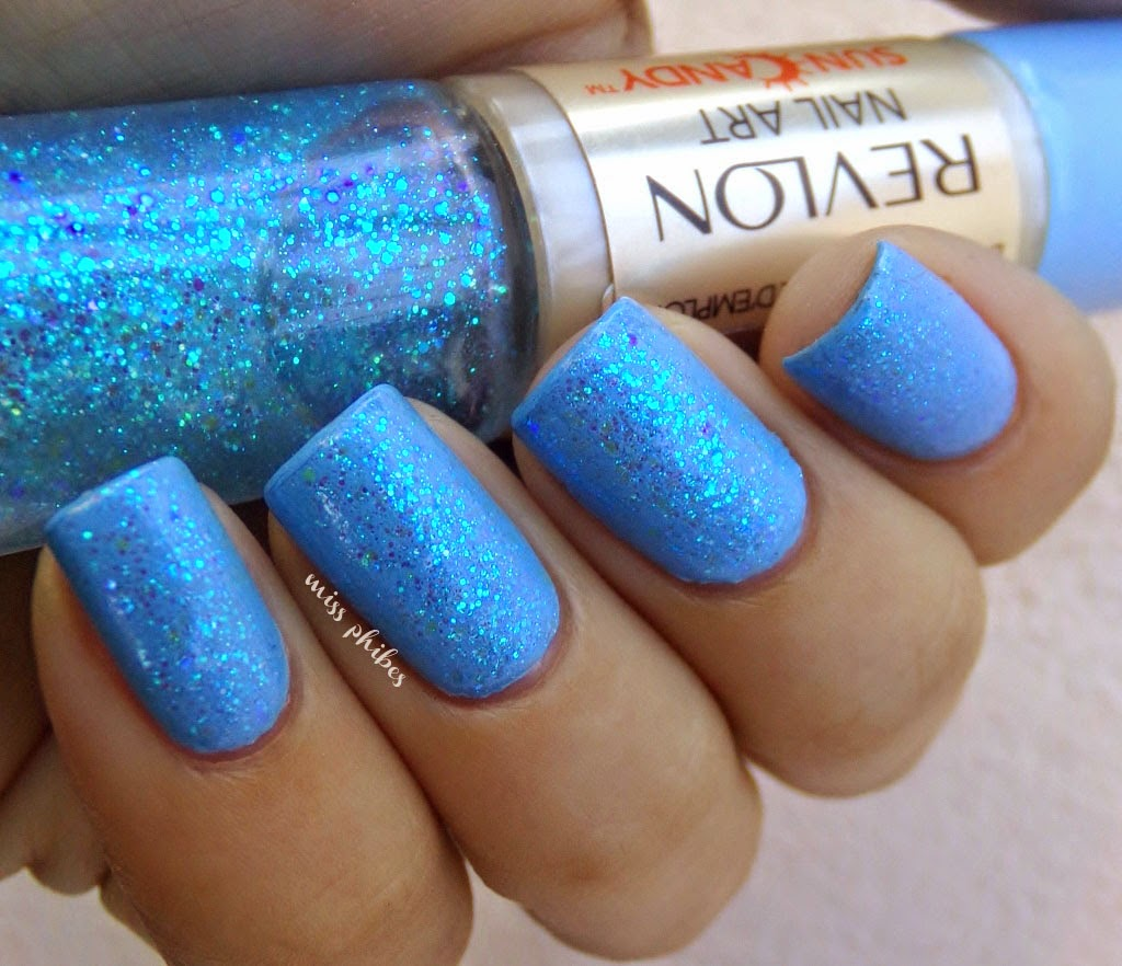 Revlon Nail Art Sun Candy Northern Lights