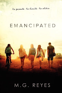 Review: Emancipated by M.G. Reyes