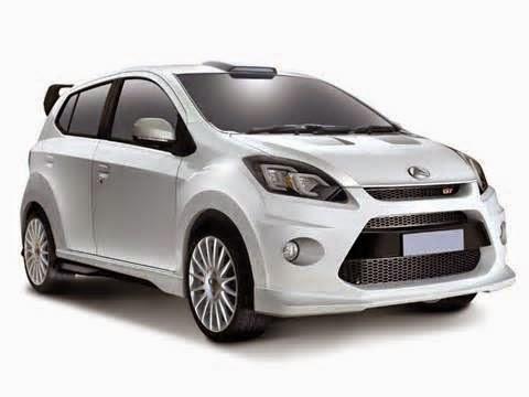 Pabrikan Perodua memproduksi model kereta terbaru nya ini menggunakan platform lisensi dari Daihatsu,