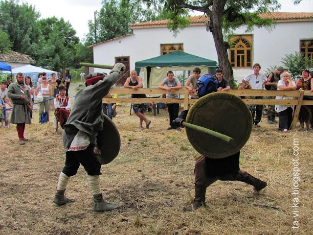кубок тавриды по историческому фехтованию