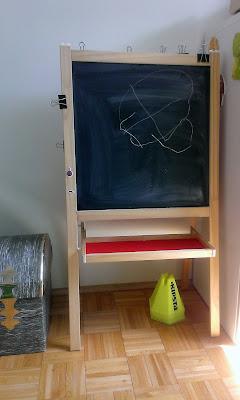 tablica IKEA przed