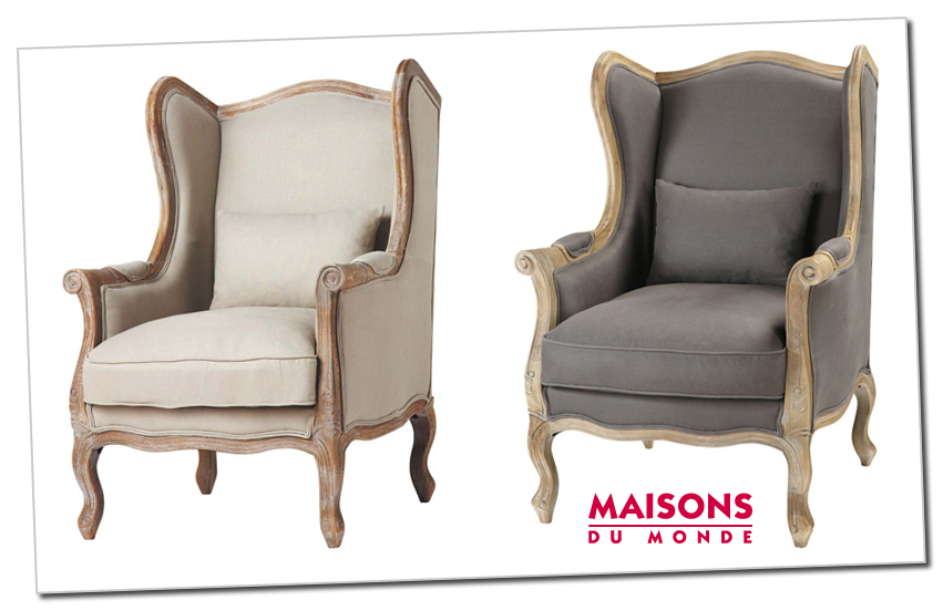 miss cosillass sillones by maisons du monde