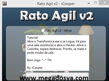 Screenshot 1 Transformice Yeni Vip Hile Botu v18.03.2014 indir
