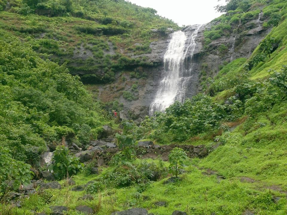 Bhivpuri Road Waterfall