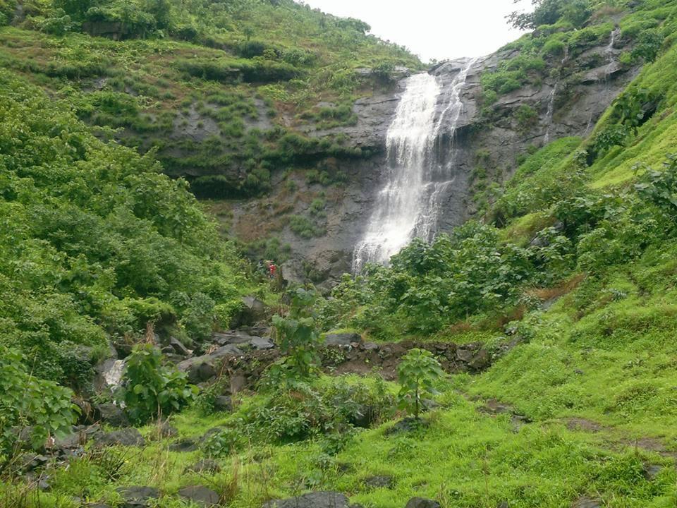 Bhivpuri Road Waterfall
