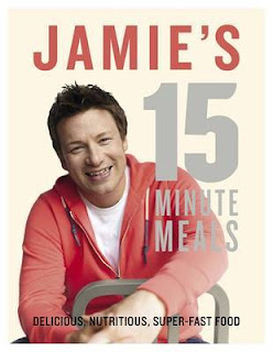 Jamie's 15 minute meals Jamie Oliver cover