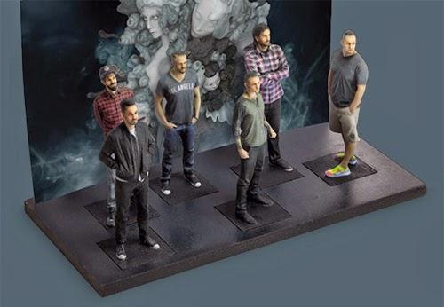 Image Result For Linkin Park D Figures