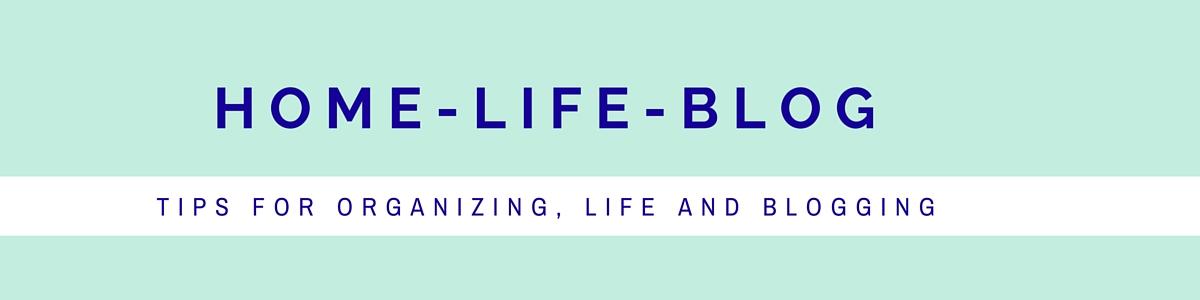 Home Life Blog