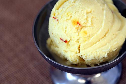 Five Minute Ice Cream Recipe ~ Easy Dessert Recipes