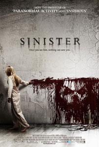 Poster original de Sinister