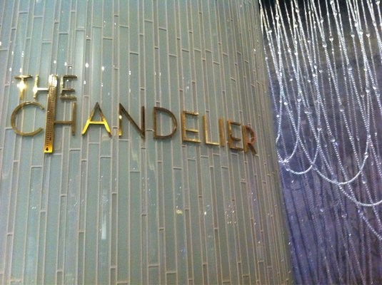 One day at a time the chandelier bar in cosmopolitan hotel vegas the chandelier bar in cosmopolitan hotel vegas aloadofball Gallery