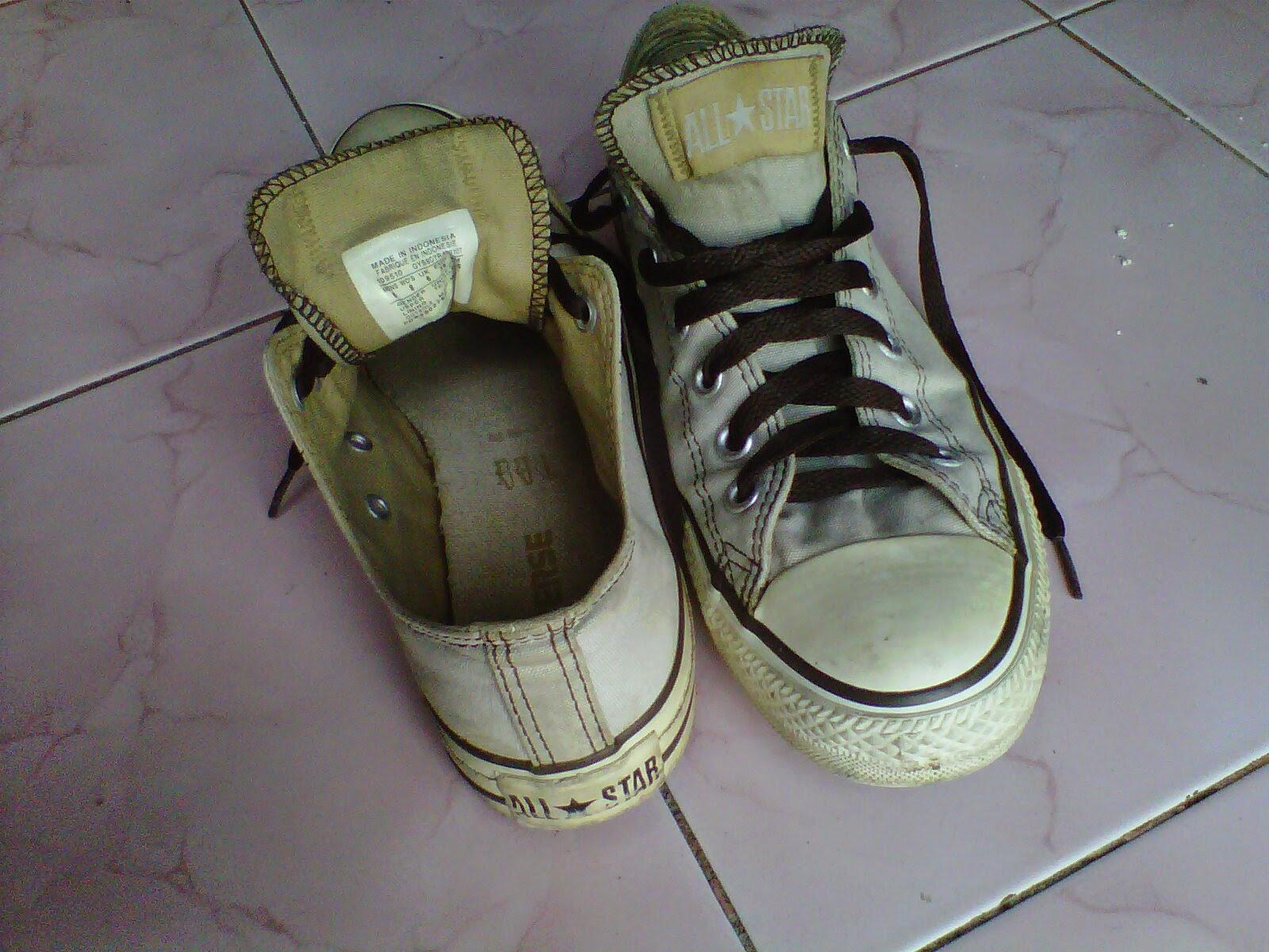 tips dan cara membedakan sepatu allstar asli dengan allstar palsu