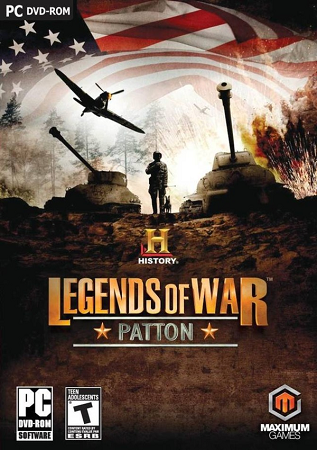 History Legends of War: Patton full indir - Tek Link