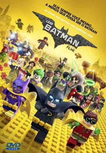 LEGO Batman: O Filme 3D 2017 Torrent - BluRay 1080p Dual Áudio