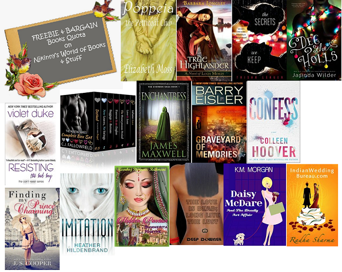 #Fbq(54)-->Free & Bargain books