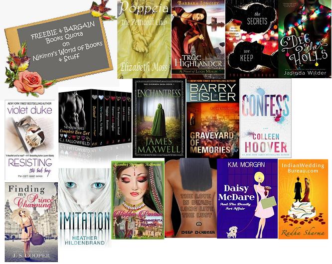 #Fbq(54)-->Free & Bargain books