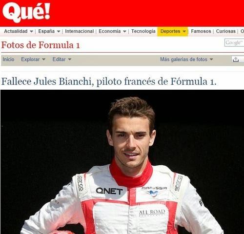 Noticias falsas 2014, diario ¡Qué!