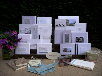 Bella Bheag's contemporary handmade cards, stationery and gifts.