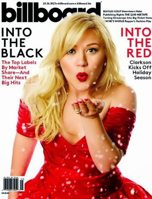 kelly clarkson magazine photoshoot for billboard magazine