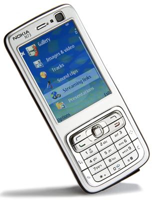 Прошивка для Nokia N73