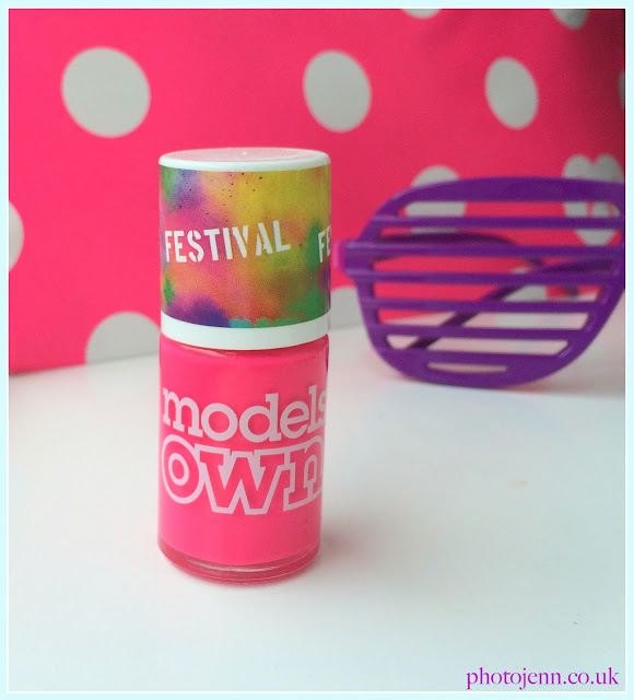 models-own-festival-pink-wellies-nail-polish-review