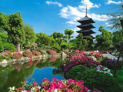 Japan Toji Temple