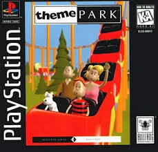 ROMs - Theme Park - PS1 - ISOs Download