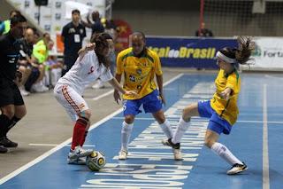 FÚTBOL SALA-Las brasileñas se proclaman campeonas del mundo