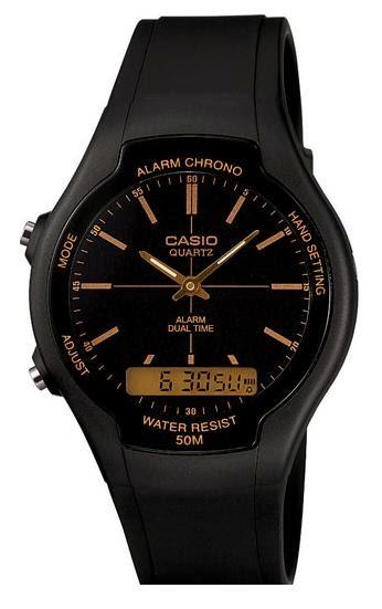 Jam Tangan Pria CASIO W-90H-9E