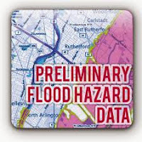 FEMA Preliminary FIRM Data for N.Y.C.