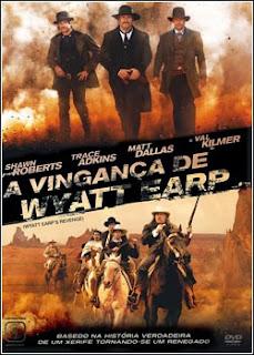 Download - A Vingança de Wyatt Earp DVDRip - AVi - Dual Áudio