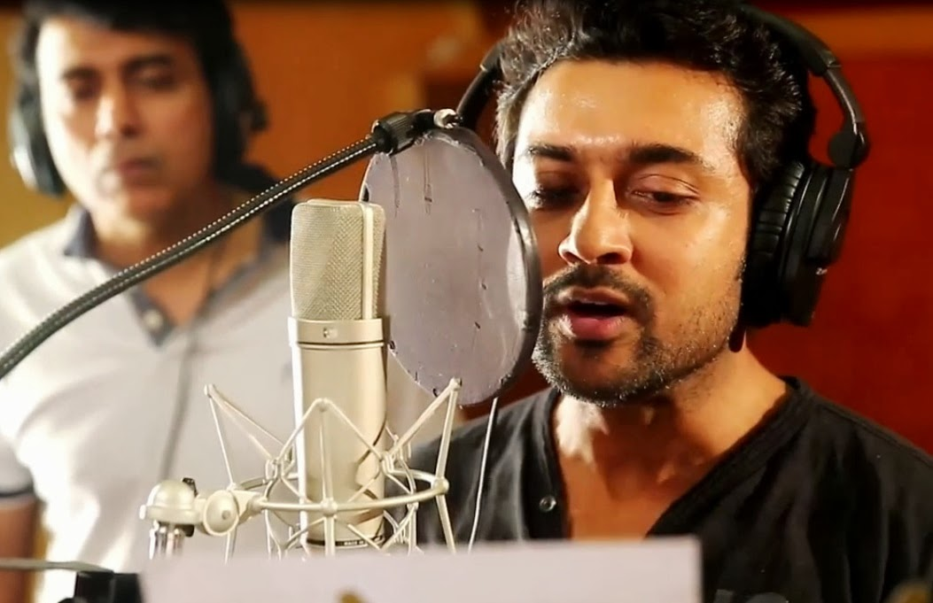 Suriya sings for Anjaan