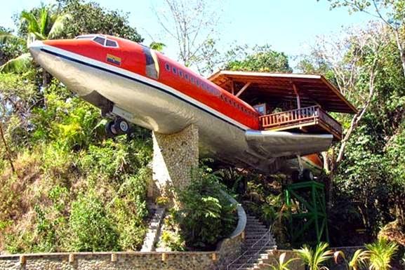 Rumah Daripada Boeing 727