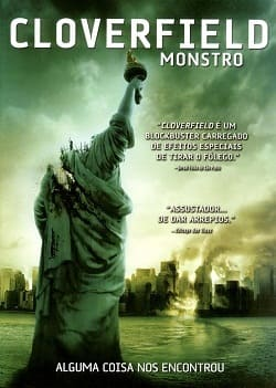 Filme Cloverfield -  O Monstro - Bluray 5.1 2008 Torrent