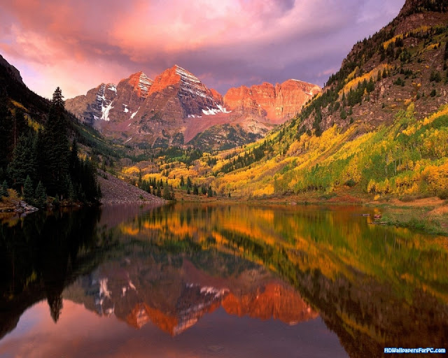 NATURE AND LANDSCAPES WALLPAPERS