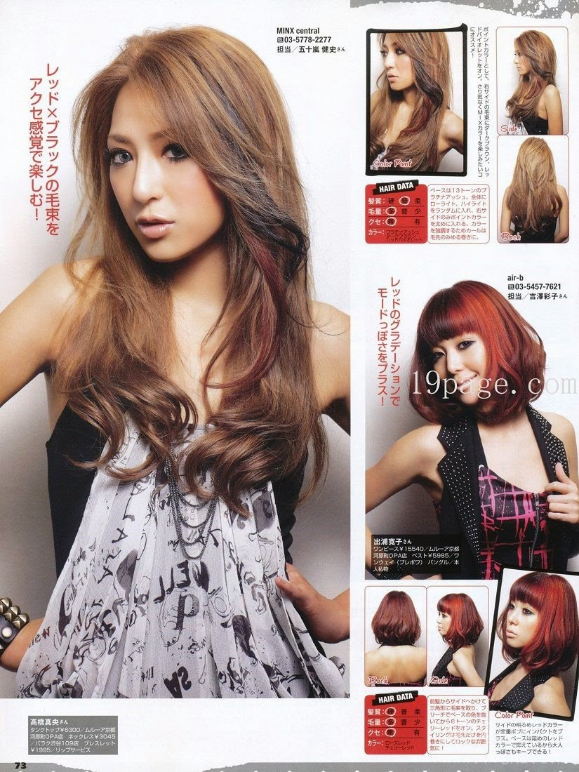 Who I Am And What I Like Jelly And Viva Hair Tutorial Scans