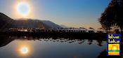Blue Lake το ηλιοβασ