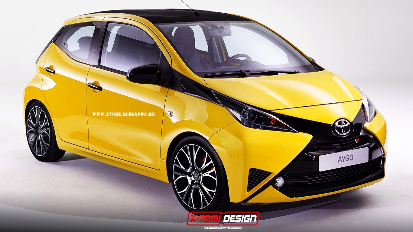 x tomi design toyota aygo t sport. Black Bedroom Furniture Sets. Home Design Ideas