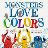 Monsters Love Colors, kids science