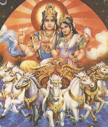 Surya Chaya