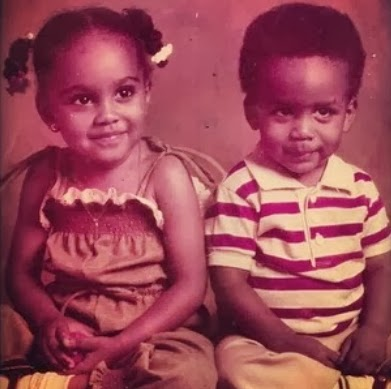 banky w childhood photos